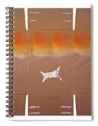 Sky Dive Spiral Notebook