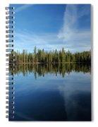 Sky Hunter Spiral Notebook