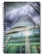 Sky Is The Limit 4.0 Spiral Notebook