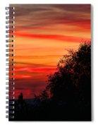 Sky Palette Spiral Notebook