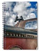 Skylight Spiral Notebook