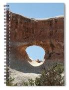 Skyline Spiral Notebook