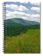 Skyline Drive Spiral Notebook