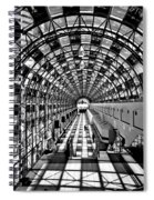 Skywalk Spiral Notebook