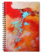 Skyward 2 Spiral Notebook