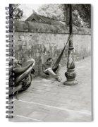 Sleeping In Hanoi Spiral Notebook