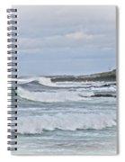 Slettnes Fyr Spiral Notebook