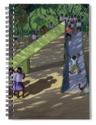 Slide Mysore Spiral Notebook