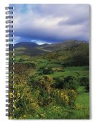Slieve Bearnagh, Mourne Mountains, Co Spiral Notebook