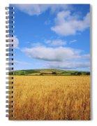 Slieveardagh Hills, Co Kilkenny Spiral Notebook