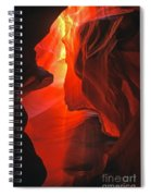 Slot Canyons - 502 Spiral Notebook