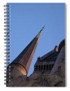 Slytherin Spiral Notebook