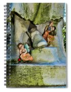 Small Gifts For The Departed Spiral Notebook