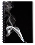 Smoke 2 Spiral Notebook