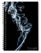 Smoke-5 Spiral Notebook