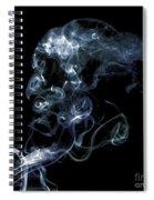 Smoke Five Spiral Notebook