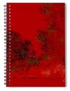 Smokey Woods Spiral Notebook