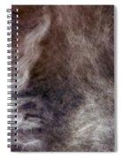 Smoking Water Spiral Notebook