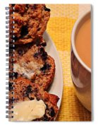 Snack Time 3 Spiral Notebook