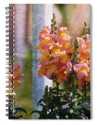 Snapdragons Spiral Notebook