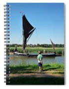 Snape Maltings Spiral Notebook