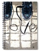 Sneaker Love 1 Spiral Notebook