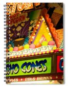 Sno Cones 4165 Spiral Notebook