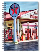 Snook's Classic Cars Spiral Notebook