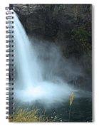 Snoqualmie Falls Spiral Notebook