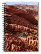 Snow Canyon 2 Spiral Notebook