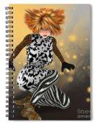 So Cuddly Spiral Notebook