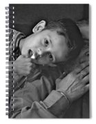 So Happy With Grandfather Spiral Notebook