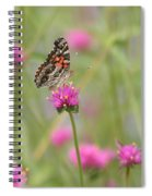 So Many Flowers So Little Time Spiral Notebook