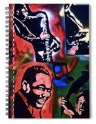 So So Jazzy Spiral Notebook