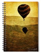 Soaring Heights Spiral Notebook