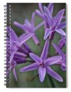Society Garlic Spiral Notebook