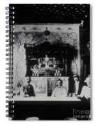 Soda Fountain Spiral Notebook