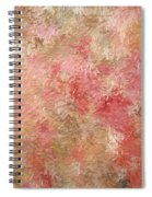 Soft Autumn Colors Spiral Notebook