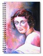 Soft Shoulder Spiral Notebook