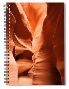 Soft Stone Spiral Notebook