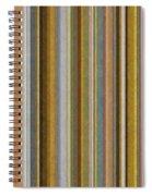 Soft Stripes Ll Spiral Notebook