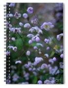 Softly Spoken Spiral Notebook
