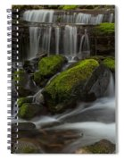 Sol Duc Stream Spiral Notebook