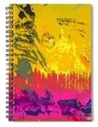 Soldier For Love Spiral Notebook