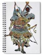 Soldier: Samurai Spiral Notebook