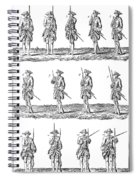 Soldiers: Infantry Drill Spiral Notebook