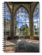 Solitary Conservatory Spiral Notebook