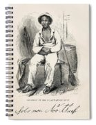 Solomon Northup (1808-?) Spiral Notebook