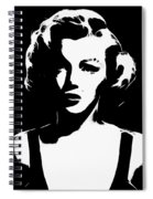 Some Like It White  Spiral Notebook