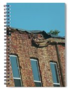 Some Repairs Needed Spiral Notebook